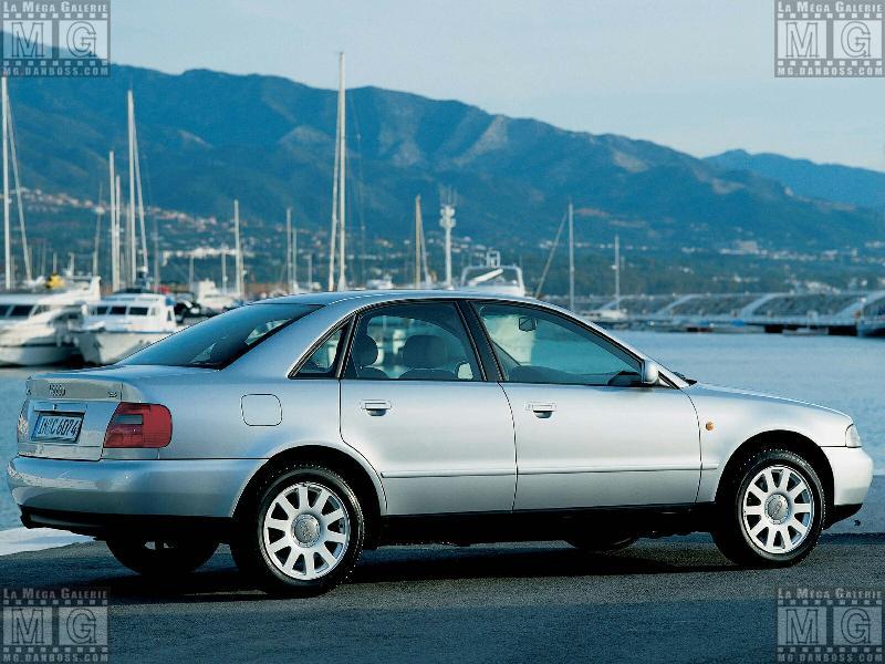 Automobiles \ Audi \ A4 \ Audi - A4 - Ancien Model - 03 :: La Méga Galerie :: La plus grosse ...
