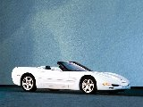 Chevrolet - Corvette Convertible 02