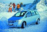 Opel Zaphira Snow Trekker