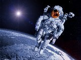 Espace - Astronaute - 010