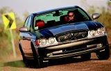 Jaguar - XJ hot weather testing in Arizona - 02